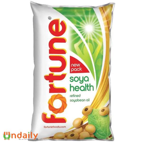 Fortune Soya Bean Oil, 1 L Pouch