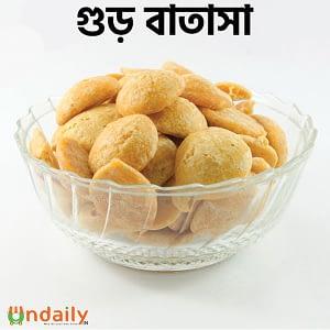 Gur Batasha 1kg Packet