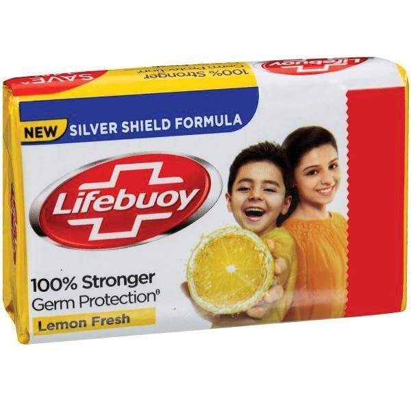 Lifebuoy Lemon Fresh Soap 56 g
