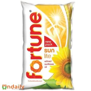 Fortune-Sunlite-Refined-Sunflower-Oil-1L-Pouch