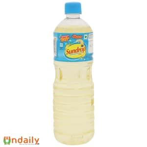 Sundrop-Super-Lite-Advanced---Sunflower-Oil,-1-L-Bottle