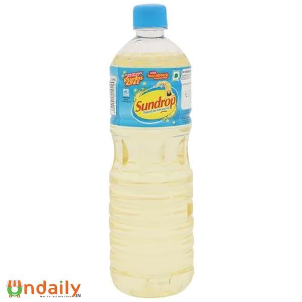 Sundrop-Super-Lite-Advanced---Sunflower-Oil,-1-L-Bottle